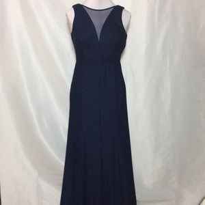 NW Nightway  Navy formal dress